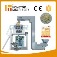 Quality French Fries Automatic Pouch Vertical Packing Machine for sale