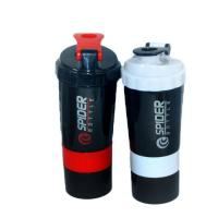 Buy cheap FDA Standard Gym plastic bottle bottledjoy with Stainless steel filter from wholesalers