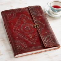 Buy LEATHER PRODUCTS leather photo album at wholesale prices