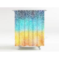 Buy cheap BATHROOM Mesh Shower Curtain from wholesalers