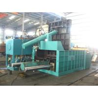Buy cheap Metallurgical Machinery Scrap baler from wholesalers