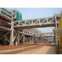 Buy cheap Structural Steel Frames Fabrication from wholesalers