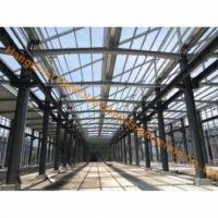 Buy cheap Precision Prefabricated Steel Shed Storage, Hot Dip Galvanized Pre-Engineered Building from wholesalers