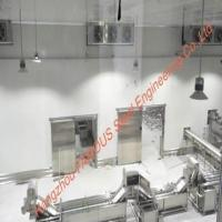 Buy cheap Steel building walk in freezer panel for cooling cold room project from wholesalers