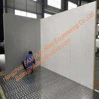 Buy cheap Temperature controlled prefabricated cooler cold room panel for fresh from wholesalers