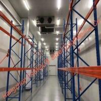 Buy cheap Full automatic control cold storage warehouse construction for vegetable and fruit food freezing from wholesalers