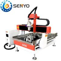Buy cheap Hot sale advertising CNC Router 6090/6090 cnc frame/Cnc engraving machine in wood routers from wholesalers