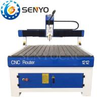 Buy cheap Strong structure good price 3 axis cnc router /cnc stone carving machine 3d/Cnc machine for pcb from wholesalers
