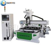 Buy cheap ATC Line Tool changer CNC Router from wholesalers