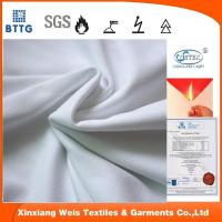 Buy cheap special fabric 100 cotton FR knitted fabric from wholesalers
