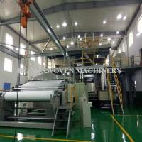 Quality Non Woven Fabric Production Line For Water Proof for sale