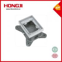 China Concrete Floor Electrical Outlet Box For Floor Box Covers on sale