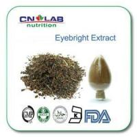 Quality Eyebright Herb Extract, Shiitake Mushroom Extract Powder , Eyebright Eye Drops Benefit Eye Bright for sale