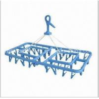 Buy cheap BT10801 Plastic Square Peg Hanger 48pcs from wholesalers