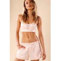 Buy cheap Lady Sports Shorts With Shiny Stretchy Fabric from wholesalers