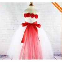 Quality Wholesale handmade birthday tutu dress for kids / kids plus size tutu dress / baby girls tutu dress for sale