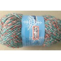 Quality yarn series 1.4NM nylon blended acrylic tape yarn for sale