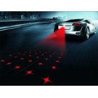 Buy cheap Anti Collision Rear Car Laser Tail Fog Light led 12v from wholesalers