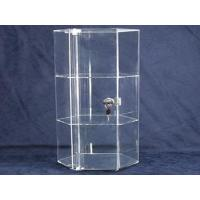 Quality Acrylic Box and Case Acrylic Display Case with Lock for sale