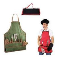 Quality Bar & Wine Picnic Time BBQ Apron Tote for sale