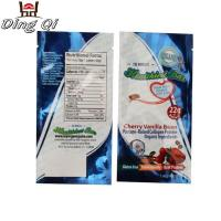 Buy cheap 3 side seal bag from wholesalers