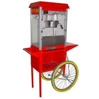 Quality Commercial Popcorn Maker With Cart for sale