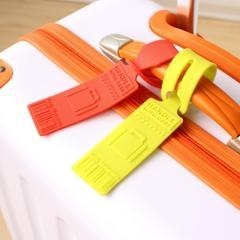 Buy Bulk wholesale silicone luggage tag at wholesale prices