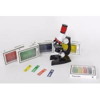 Buy cheap 12pcs Kids Plastic Microscope Slides Toy (red Set ) On Botany from wholesalers