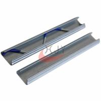 Buy cheap Galvanized Steel Greenhouse Film Lock Channel Different Thickness from wholesalers