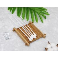 """Quality 8""""PP Medical long in vivo checking cotton bud tips for sale"""