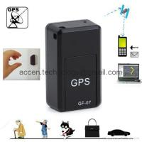 Quality GF07 Global GSM GPRS GPS Tracker Remote Audio Transmitter Sound Trigger Callback for sale