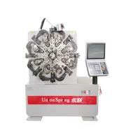 Buy cheap 3-Axis /4-Axis Spring Forming Machine from wholesalers