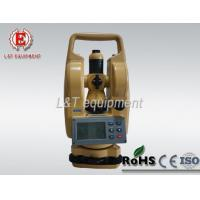 Quality DT-02 Electronic Theodolite 30X Magnification for sale
