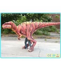 Buy cheap Dinosaur costume walking with dinosaur costume from wholesalers