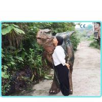 Buy cheap Dinosaur costume walking animatronic dinosaur clothing for adults from wholesalers