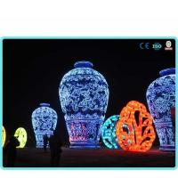 Buy cheap Art Lantern Show Attractive lantern decoration by Hands from wholesalers