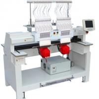 Quality QY flat and cap computerized embroidery machine price, multi-needle embroidery machine for sale