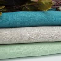 China Woven Fabric Linen Fabric on sale
