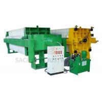 Buy cheap Auto Shifter Type Filter Press from wholesalers