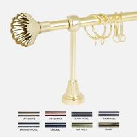 Quality DT0037 Extra long curtain rods for sale