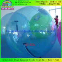 Quality Fast Shipping Thickness Inflatable Zorb Walk on Water Ball Water Sports Balloon For Adult for sale