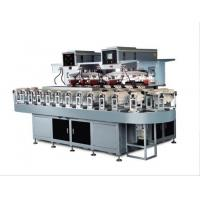 Quality eight color egg box tampo printing machine for sale