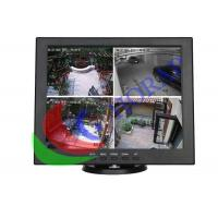 Quality Touchscreen Fanless 12.1 Industrial Panel PC with Intel CPU and Front IP65 for sale