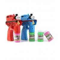 China LED 5 Inch Bubble Gun - Train - Assorted on sale