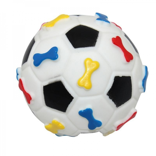 Buy Soccer with bone print at wholesale prices
