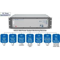Quality TESLA 4000 Power System Recorder with CDR, PMU and IEC 61850 station bus protocol for sale