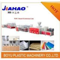 Quality WPC foam sheet equipment for sale