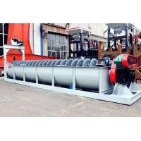 Quality High Weir Spiral Classifier for sale