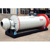 Quality Cylinder Energy Saving Overflow Ball Mill for sale