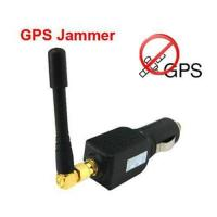 Quality GPS Jammer Anti Track Vehicle Car GPS Signal Blocker Jammer 10 Meters for sale